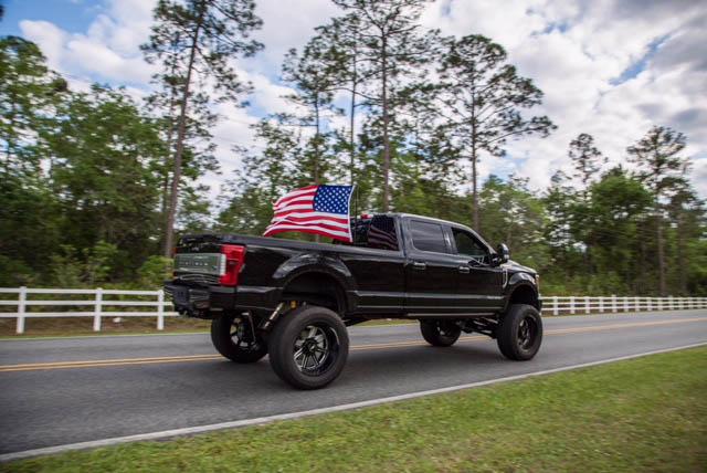 Truck Flagpoles Truck Accessories Custom Broom Handles Speed Pole